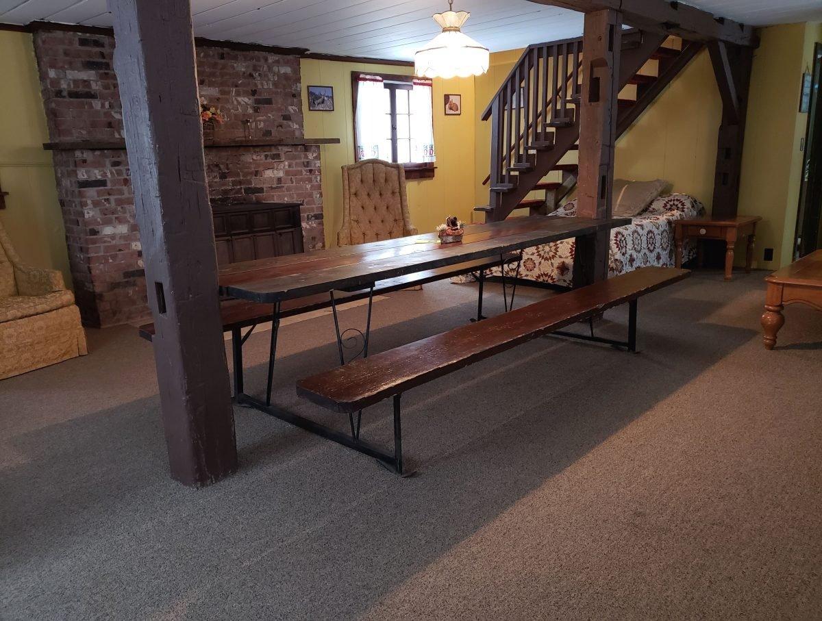 Rustic AuSable River Cabins for Rent: Hale, MI