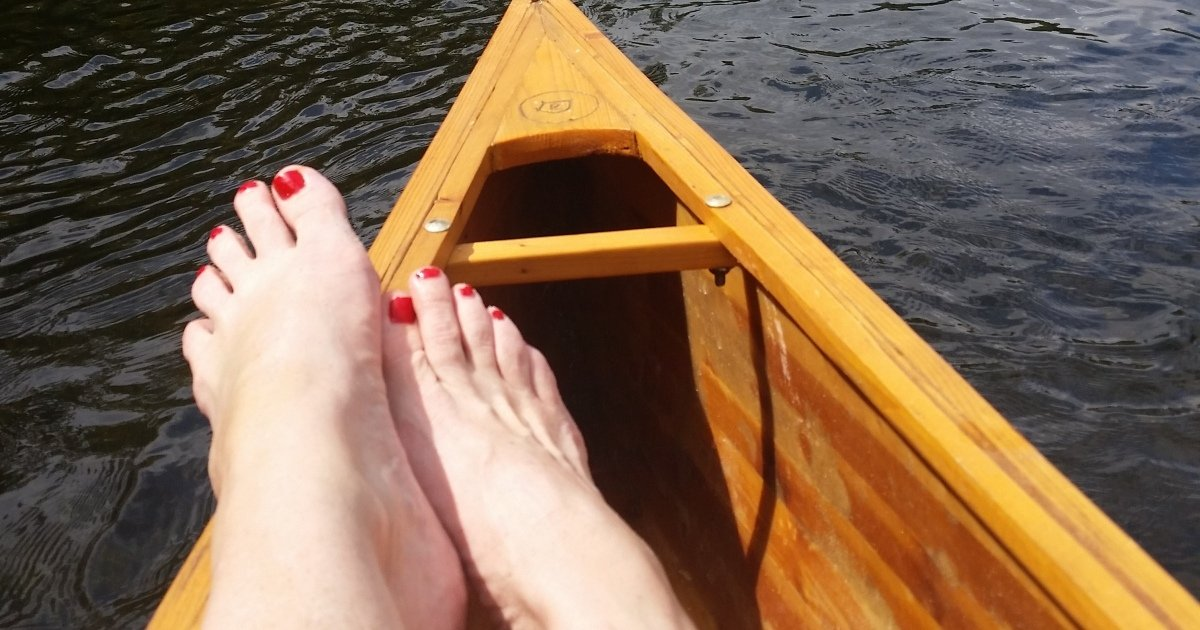 Relaxing Summer Fun - AuSable Canoe Trips