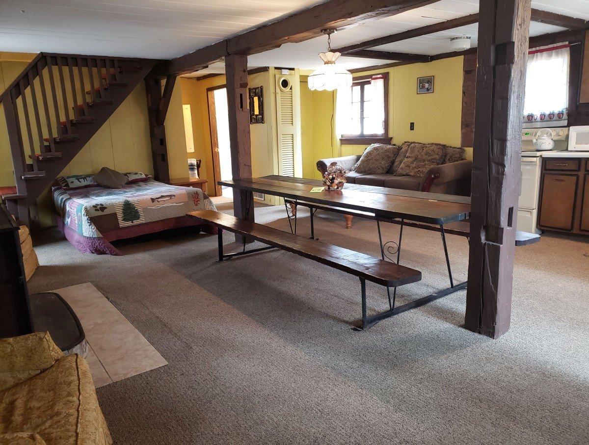Au Sable River Rentals: Large Cabin, Rollway Resort, Hale MI