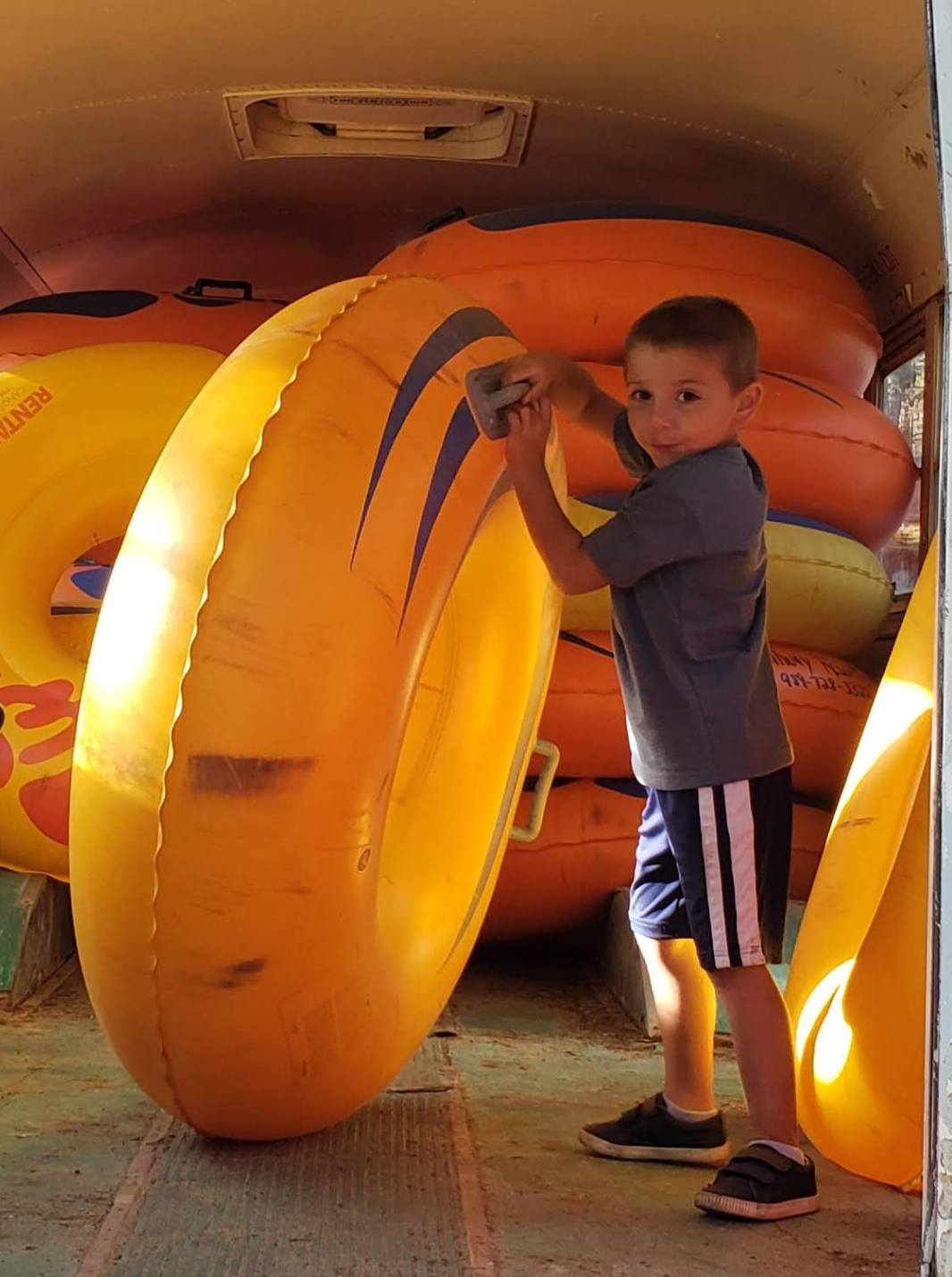 Family Vacations Up North: Rollway Resort in Hale, Michigan