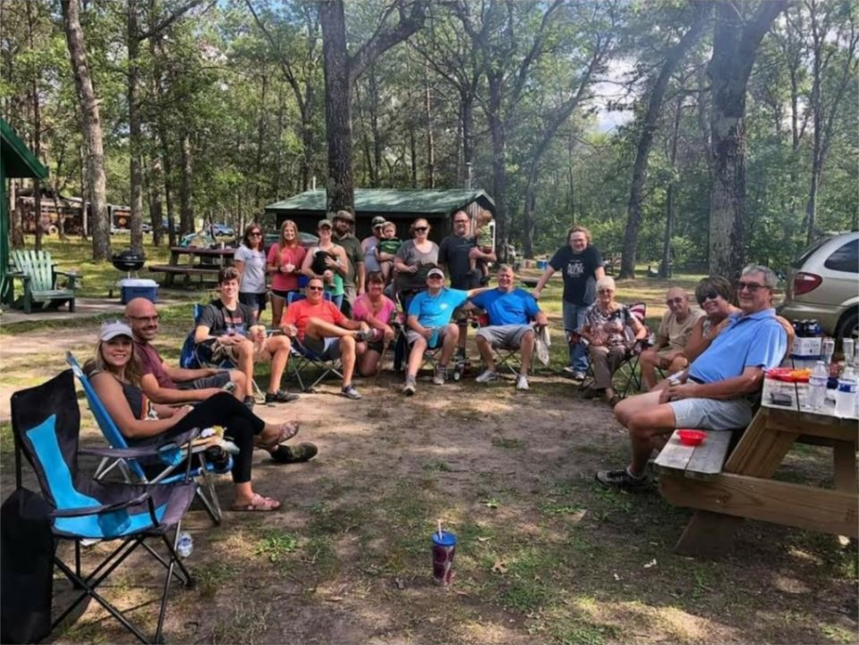Relaxing Family Reunions: Au Sable River Resort - Hale, Michigan