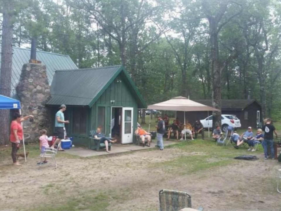 Family Vacations in Northern Michigan: Rollway Resort, Hale MI