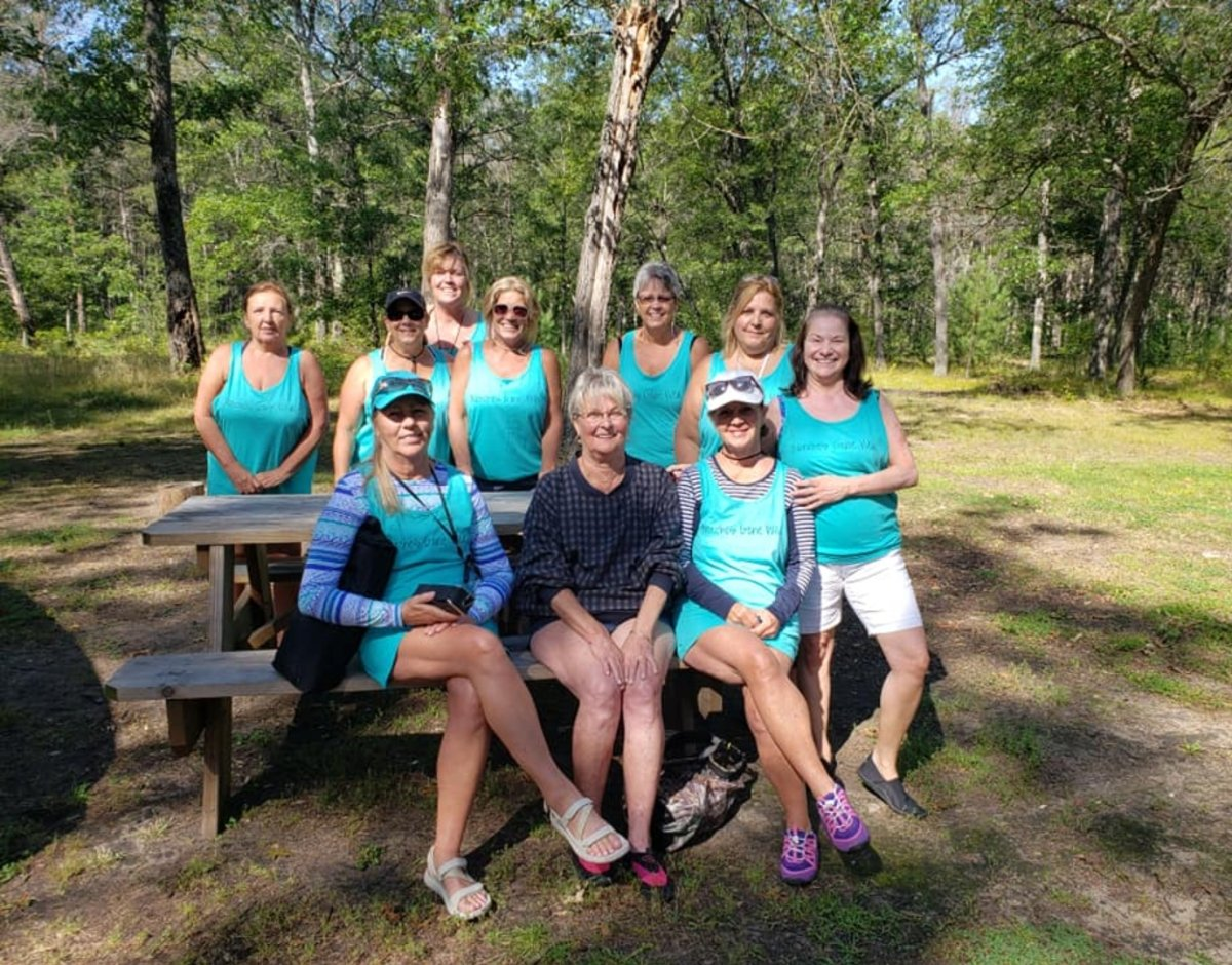 Au Sable Tubing Trips: Rollway Resort, Hale MI